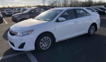 toyota camry complet